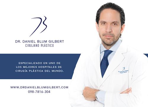 CIRUJANO PLASTICO QUITO DR DANIEL BLUM GILBERT